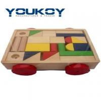 Buy cheap Wooden Block Baby Walker Toys(JM1079) product