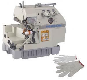 China Overlock Sewing Machine for Work Glove FX398 on sale
