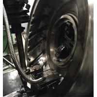 Buy cheap 20 x 10 - 8 Forged Steel Tyre Moulds Making English With EDM Process product