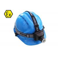 Buy cheap Zoomable Adjustable Explosion Proof LED Headlamp Flashlight Multiple Carry Way product