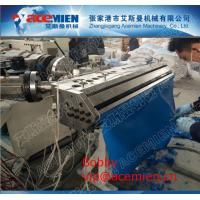 Buy cheap Clear Roofing Sheet making machine , Corrugated Roll Forming Equipment For PVC Tiles product