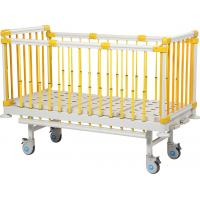 Buy cheap Manual Crank Flat Child Hospital Bed 2080 * 950 * 500mm Size ABS Head Board from wholesalers