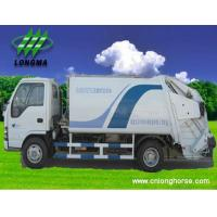 Buy cheap China ISUZU Garbage Container,  Refuse Compactor,  Garbage Collector maker product