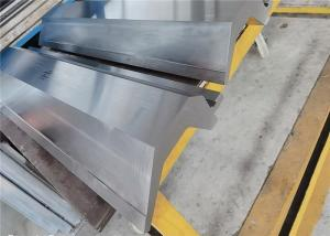 Buy cheap CNC Press Brake Gooseneck Punch High Frequency Quench Heat Treatment product