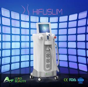 Buy cheap Ultrasound Machine Brands LEADBEAUTY HIFUSLIM HIFU Slimming Machine product