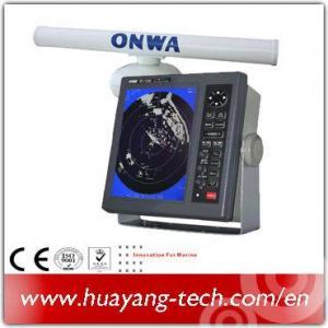 Buy cheap 64nm radar del infante de marina de la pantalla LCD color de 10,4 pulgadas product
