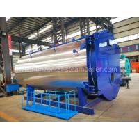 Buy cheap Fully Automatic Oil Fired Hot Water Boiler / Industrial Water Boiler ISO9001 product