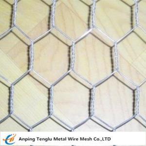 Buy cheap Straight Twist Hexagonal Mesh product