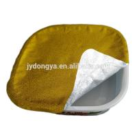 Buy cheap disposable instant food bowl with aluminium foil lid, fast food bowl sealind lid product