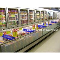 Buy cheap Stainless Steel Upright Island Combination Freezer -18 Degree Eco Friendly product
