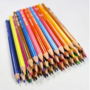 China Jumbo Hexagonal Color Pencils,Rainbow Lead Multi Color Pencil on sale