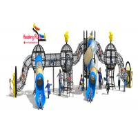 Buy cheap Public Park Children'S Playground Climbing Equipment Outdoor Soccer Type Safety product