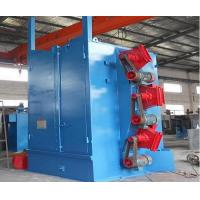 Hook Type Shot Blasting Equipment , Irregular Shapes Blast Cleaning Machine