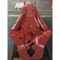 China Red Hydraulic Demolition Shear For Excavator Construction Machine on sale