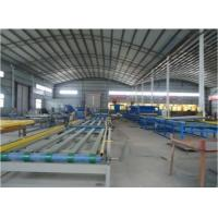 Buy cheap PLC Semi Automatic Magnesium Cement Board Production Machine Low Noise product