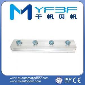 Buy cheap High Durability Automatic Door Accessories , Aluminum Alloy Glass Door Clamp product