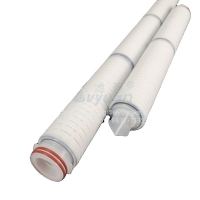 Buy cheap 222 226 Adaptor Microporous PP Membrane Pleated Sediment Filter product