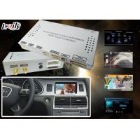 Buy cheap AUDI Q7 Car Upgrade Touch Navigation Android Auto Interface GPS with Video Input from wholesalers