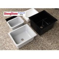 Buy cheap Acid Resistant Epoxy Resin Sink For Clinical Laboratory Equipment CE SGS Listed product
