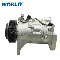 Buy cheap 12V Nissan Aircon Compressor For Nissan MURANO III Z52 3.5 V6 6SBH14H 92600-5AA0A 447160-7990 product