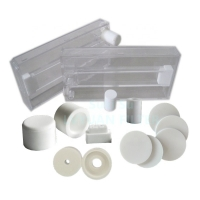 Buy cheap 500mm Width 0.5 1 10 Micron Polyethylene Sintered Disc Filter from wholesalers