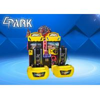 Buy cheap Split Second Arcade Coin Operated Fast Racing Game Machine For Playground product