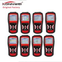 China AD510 Enhanced Obd2 Diagnostic Code Reader Kw830 2.8 Inches Big TFT Color Screen on sale