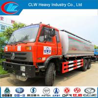 China Hottest! ! ! 20000liter 6X4 Oil Tank for Truck (CLW1208) on sale