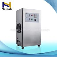 Buy cheap Stainless Steel 2 - 20g Large Ozone Generator / Food Factory Water Treatment Equipment product