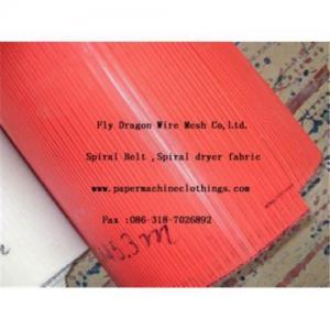 China 螺線形のドライヤー ベルト wholesale