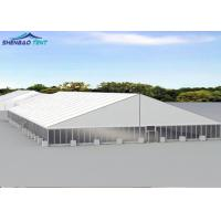 Buy cheap Luxury Tent House With Glass Walls And Doors For International Conference from wholesalers