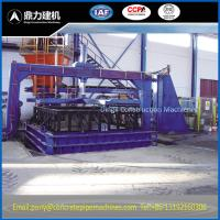 Buy cheap concrete square pipe making machine mold product