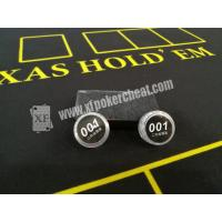 Quality 001 One To One Micro Bluetooth Spy Earphone Gambling Accessories With Two for sale