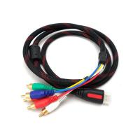 Buy cheap HDMI к кабелю 5RCA product