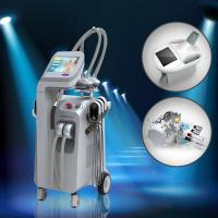 Buy cheap Adjustable Vertical Lipo Laser Machines Cryotherapy Handle 800w 635nm product