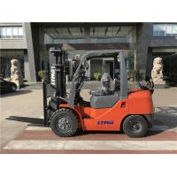 Buy cheap EPA Approved Gas Forklift Truck Material Moving Equipment For Distribution Center product