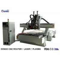 Buy cheap Industrial 4 Axis CNC Router Machine CNC Milling Machine For Wooden Door Engraving product