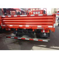 China 3 - 7 Ton Load Small Light Trucks Right Hand Driving 7.00R16 Tire 2540cc on sale