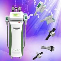 Buy cheap Newest Cryolipolysis Fat Dissolved Machine With Cold Wave Cooltherapy Beauty Equipment product