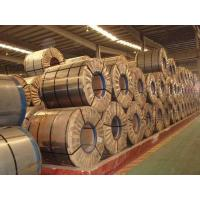 Buy cheap Prime Cold Rolled Steel Coils / Packing Strip / Strap , Inner Diameters 508mm / 610mm product