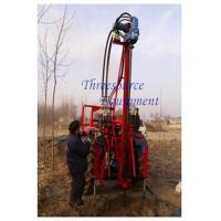 Buy cheap Tractor drilling rig detail parts product