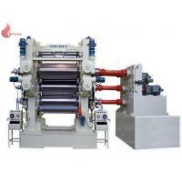China 3 Roll Soft PVC Calender Machine Oil Heating wrapped by film and fixed in container wholesale