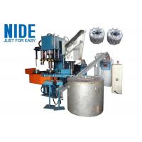 Buy cheap High Automation Rotor Die Casting Machine Water Cooling Aluminium Die Casting Machine product