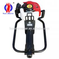 Buy cheap recommend QTZ-1 soil sampling drilling rig/borehole sampling rig pipe boots rig power product