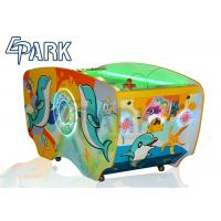 Buy cheap 2 Players Exercise Air Hockey Video Arcade Game Machines Ocean Style product