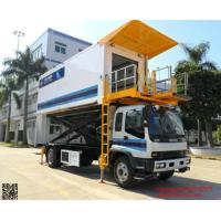 Buy cheap ISUZU Aircraft High Loader Catering Truck cell:8615271357675 product