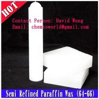 China Fully Refined Paraffin Wax on sale