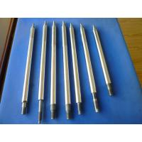 Buy cheap CK45 ,  42CrMo4 High Precision Piston Rod With Induction Hardened Or Chrome Plated product