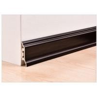 Buy cheap 7cm Thickness Eco - Friendly PVC Skirting Boards For Modern Kitchen Decorative product