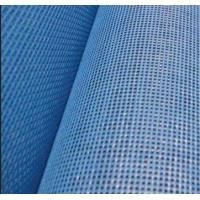High Visibility PVC Coated Mesh 12*12 Density 100% Polyester Consturction Purpose